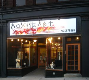 BoxHeart Gallery