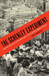 Jake Oresick, author of The Schenley Experiment