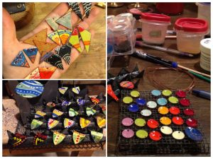 Jewelry Design and Metalsmithing Summer Camp