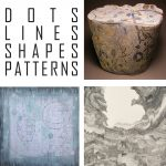 Dots Lines Shapes Patterns