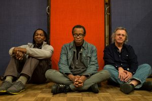 Sound Series: Matthew Shipp Trio with special guest Thoth Trio