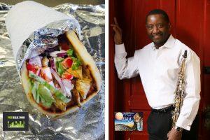 Lee Robinson & ISKA and PGH Halal Food Truck