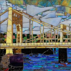Rivers of Glass: An Exhibit of Mosaics by Stevo Sadvary