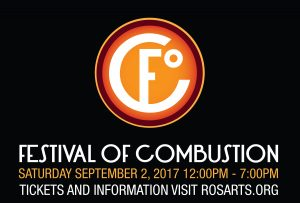 Festival of Combustion
