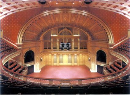 Carnegie Music Hall Oakland Artsburgh