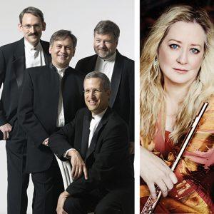 Orion String Quartet with Tara O'Connor, flute