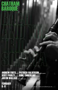 Bach and the Trio Sonata