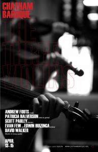 The Three Violins