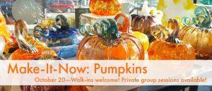 Make-It-Now Pumpkins