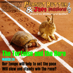 Peanut Butter & Jam Sessions: The Tortoise and...