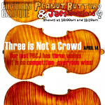 Peanut Butter & Jam Sessions: Three is Not a C...