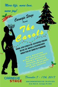 The Carols - A new musical comedy