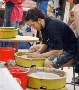 Pottery Wheel 101 : November
