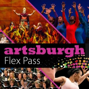 Artsburgh Flex Pass