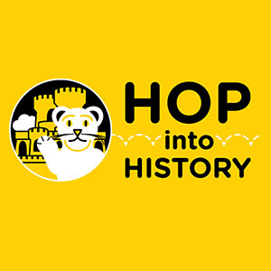 Hop Into History: Make It Pop Everyday Art