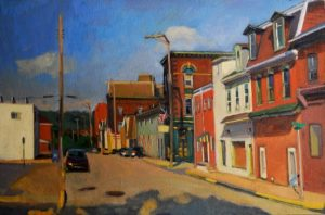 Sunnyhill Art Gallery: William Pfahl Artist