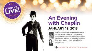 Sunnyhill Live!: An Evening with Chaplin