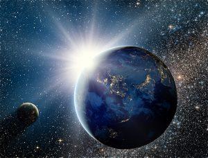 Heaven to Earth: Earth to Heaven