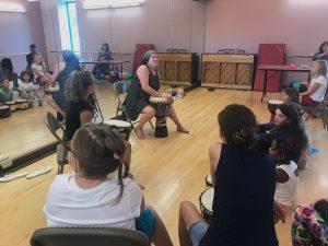 Afro Latin Drumming