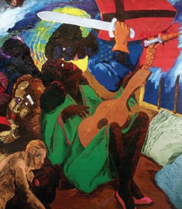 Gallery Openings at African American Cultural Center