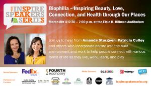 ISS Presents: Biophilia – Inspiring Beauty, Love...