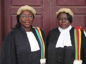 Sembène Film Festival: Sisters In Law