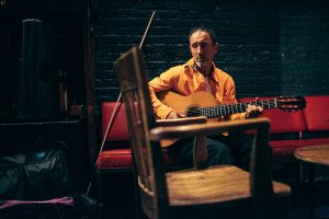 Sound Series: Live! On Stage Jonathan Richman, featuring Tommy Larkins on the Drums!