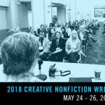 2018 Creative Nonfiction Writers' Conference