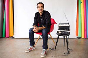 Jad Abumrad of Radiolab