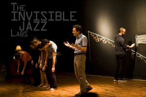 The Invisible Jazz Labs
