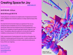 Creating Space for Joy