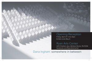 Dana Ingham : somewhere in between
