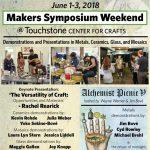 Makers Symposium Weekend including Alchemist Picnic V