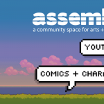 Youth Maker Night: Comics + Characters
