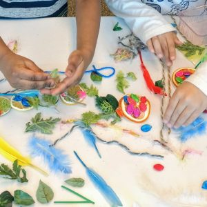 Mini-Factory: Art + Play for Preschoolers