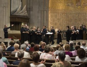 How Can I Keep from Singing: an Evening of American Music