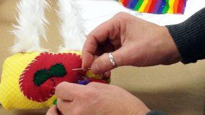 Crafts & Drafts: Kreepy Doll