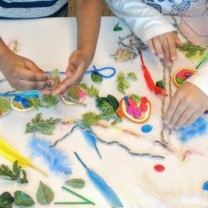 Mini-Factory: Art + Play for Preschoolers