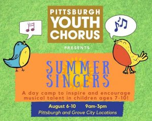 Summer Singers Day Camp