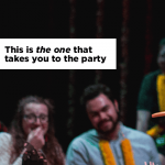 Mrs. Krishnan's Party | Indian Ink Theatre Company
