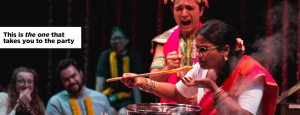 Mrs. Krishnan's Party | Indian Ink Theatre Company...
