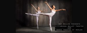 BNY Mellon Presents Pittsburgh Ballet Theatre and Dance Theatre of Harlem