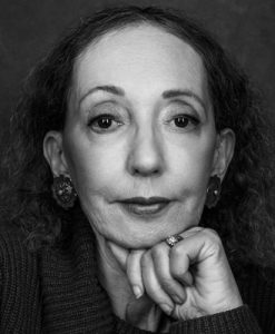 Joyce Carol Oates, a Ten Evenings Author