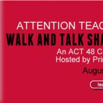 Walk and Talk Shakespeare Workshop