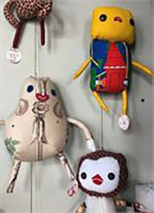 Crafts and Drafts: Kreepy Dolls