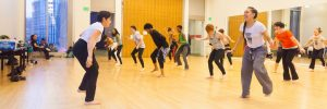 Wednesday Exercise Class with Reed Dance