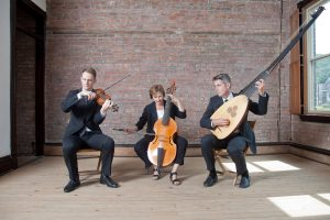 Chatham Baroque presents The Art of the Trio