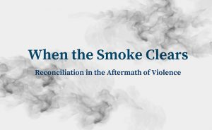 When the Smoke Clears: A Talk with Dr. Ervin Staub