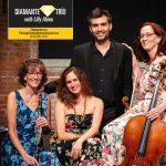 Sunnyhill Live!: Diamanté Trio with Lilly Abreu