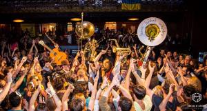 Pandemic presents: Lemon Bucket Orchestra